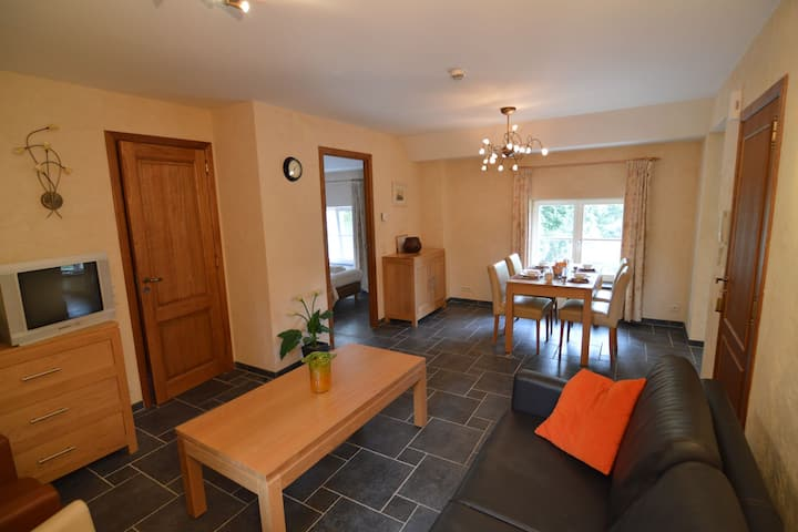 Lovely Apartment in Aywaille near River
