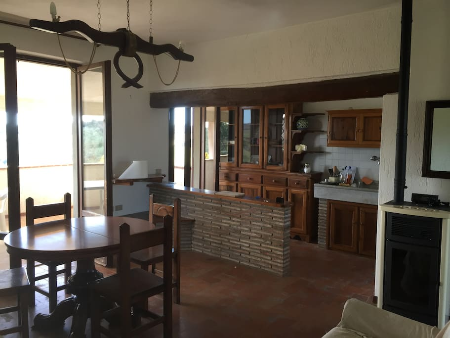 Soggiorno - Comedor - Living Room