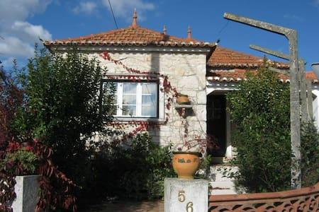 Casa rural perto das grutas de S. António e Fátima - Serra de Santo António - Casa