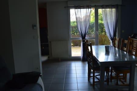 Appart 63 m² périphérie Est DIJON - Saint-Apollinaire