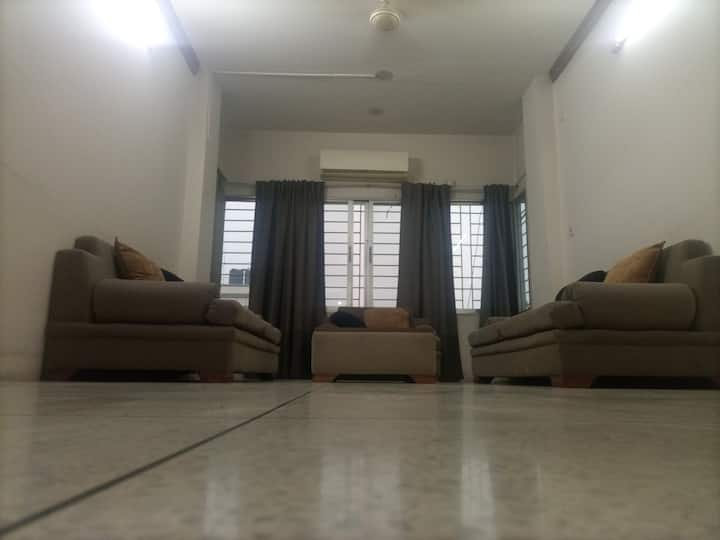 3 bed  Furnished  apartment for RENT  Uttara Sec 9