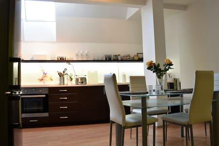 Cosy Duplex Apartment in the City Centre - Brno - Appartement