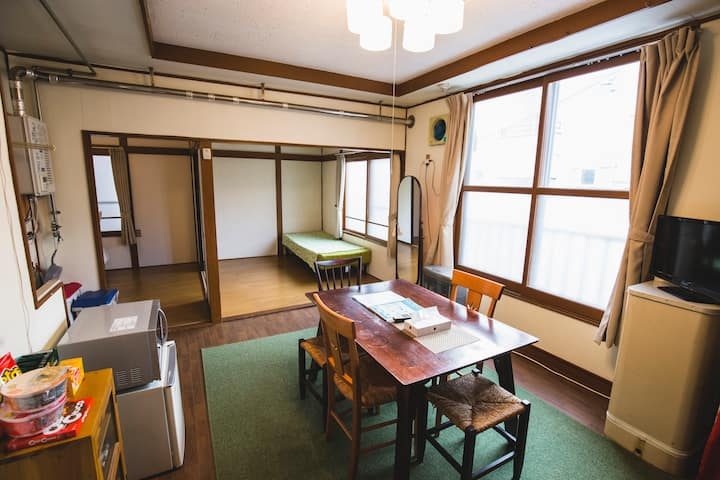 Double access! Near Nakajima Park! #202