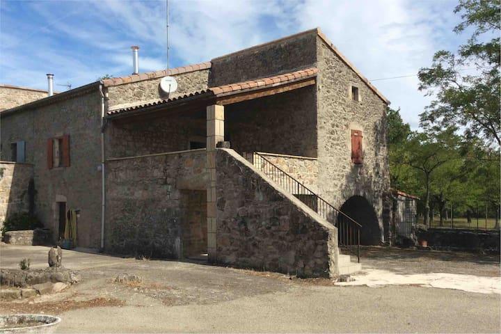 Gîte Ardèche Vinezac