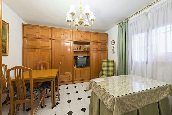 Apartamento junto a catedral - Jaén - Apartament