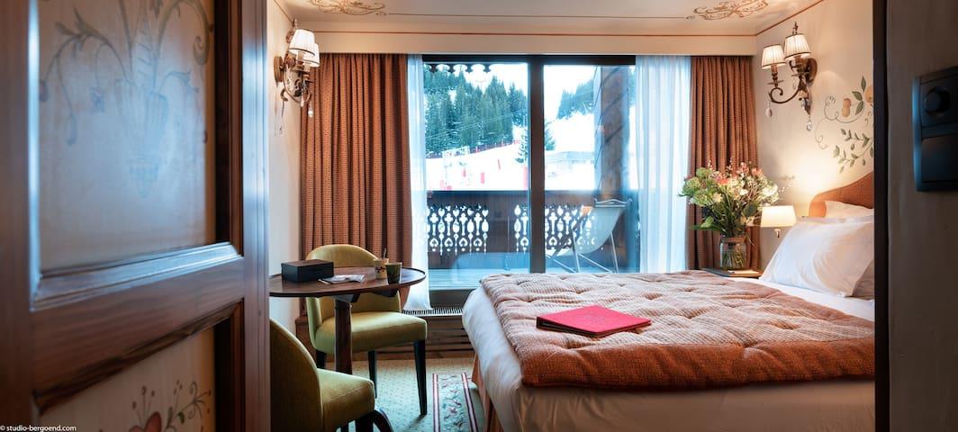 Hôtel de la Loze, Petite Chambre Classique