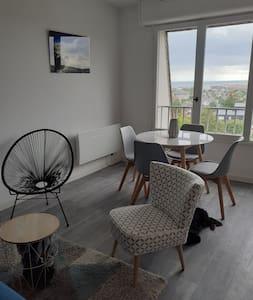 Studio-cabine avec vue panoramique