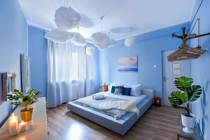 ☁️ Cloud 9  ☁️ Central Apartment ⭐⭐⭐⭐⭐
