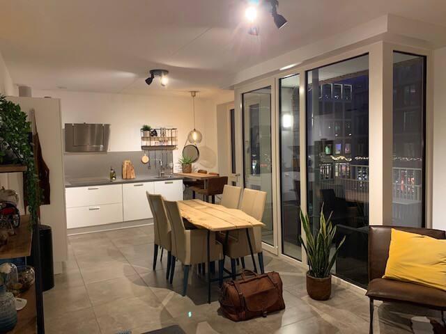 Modern private apartment w large terrace   Utrecht