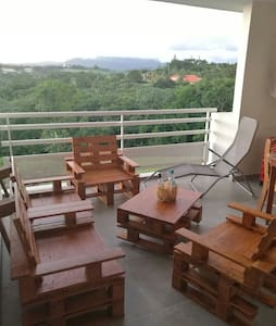 2-room apt very central-Far from nowhere! - Le Lamentin