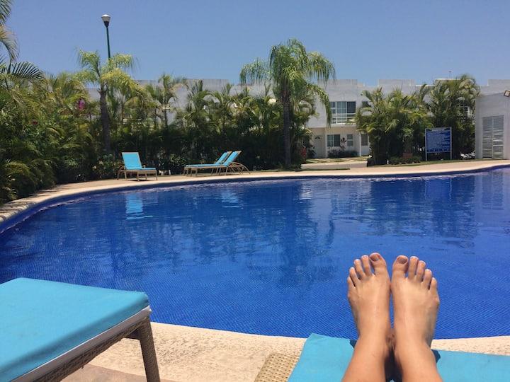 :-) Imagina disfrutar tus vacaciones en Vallarta.