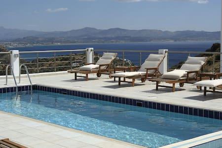 Lenikos Resort 4 persons Residence - Agia Galini - Daire