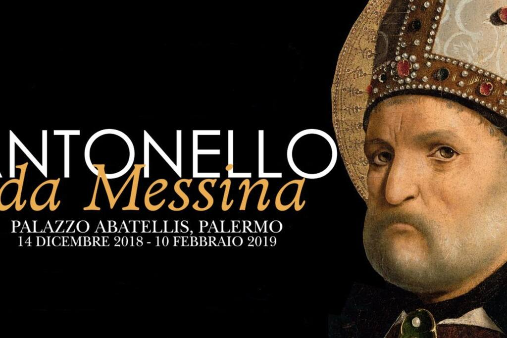 My apartment is very close to Abatellis Palace where you can visit the wonderful works of our sicilian artist, Antonello da Messina, from 14th December 2018 to 10th February  2019.