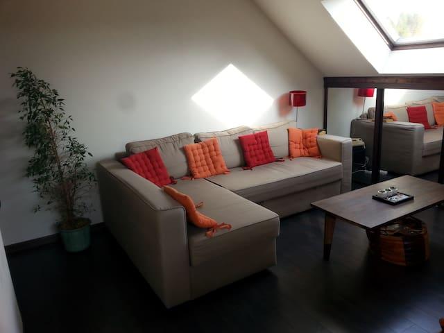 F2 40 m2 agréable et calme - Tremblay-en-France - Apartamento