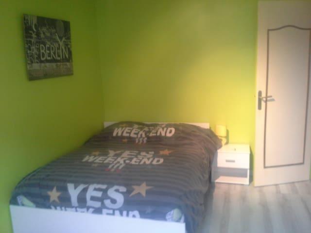 chambre de 12 m2 - Survilliers - Flat