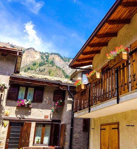 Appartamento di charme, accogliente e luminoso - Bardonecchia - Wohnung