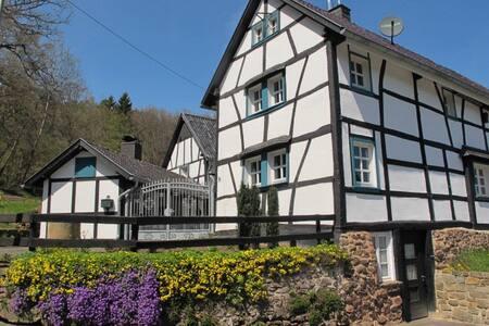 Ferienwohnung in Anstois am Nationalpark Eifel - Apartment