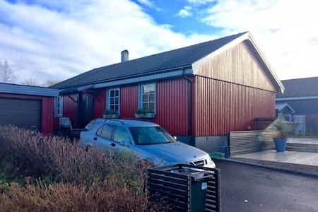 Complete house for family - Vagnhärad - Haus