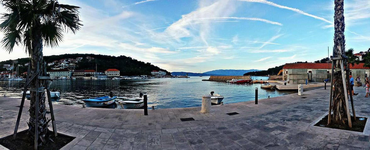 Everything you need is on the island of Hvar!