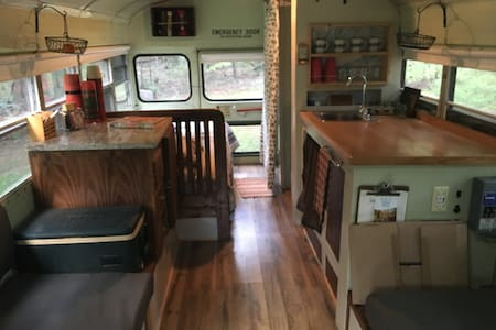 Blue Bird Bus in Fincastle, VA - Camper/RV