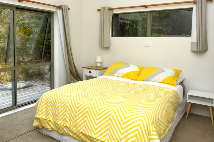Ponga guest room