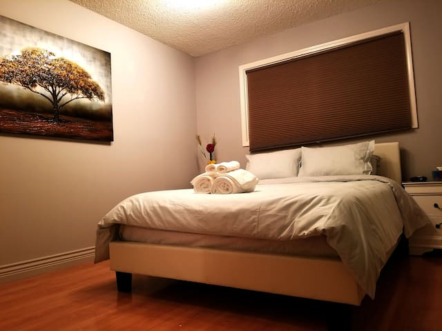 Downtown Edmonton 4 Bedroom Fully Furnished Home