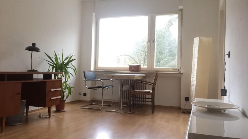 Studio-Apartment next to the Isar