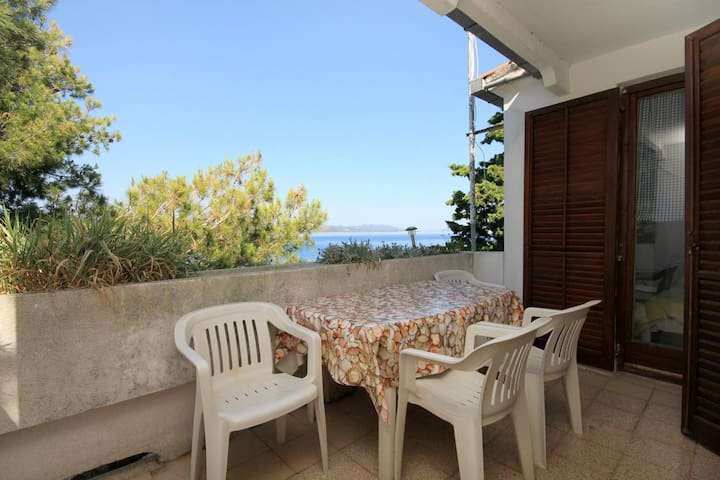 Two bedroom apartment near beach Lavdara (Dugi otok) (A-434-a)