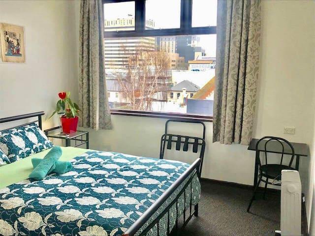 Hobart Hostel  Private room (Shared bathroom)