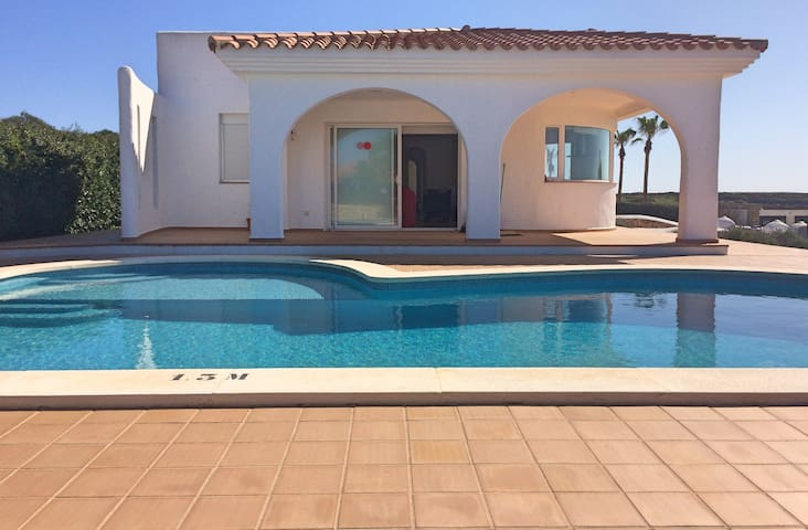 VILLA CASAL few meters in front of the sea - Sant Lluís - House