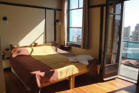 Honeymoon Suite-sea view balcony