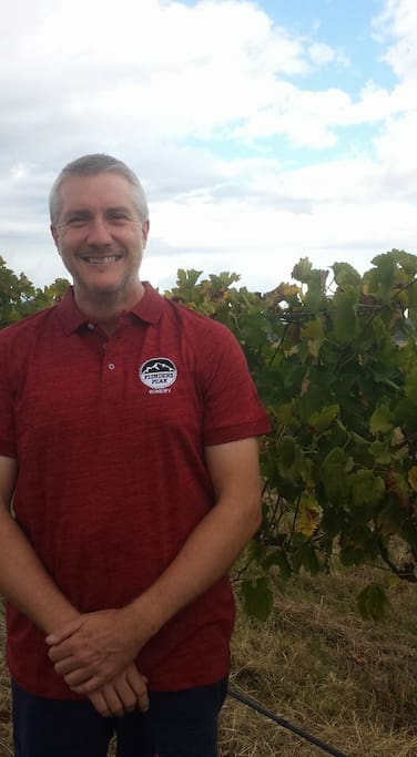 Meet Jason our WINE MAKER