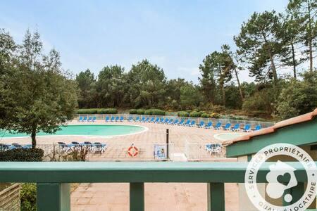 T3 Résidence Pierre et Vacances-Golf de Pinsolle