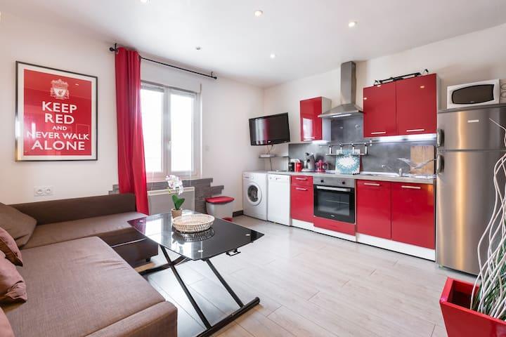 Le Cosy Corsaire - Saint-Malo - Apartemen