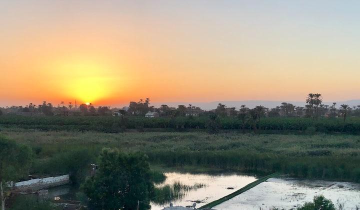 Nile Spirit apts Breathtaking Nile & Sunset views