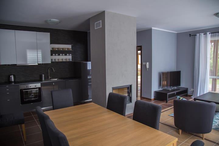 Apartament Międzywodzie 1 - Międzywodzie - Huoneisto