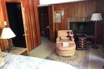 Bedroom # 2  Cherry Paneled Suite