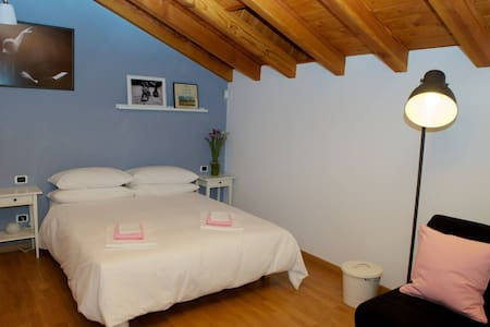 b&b Casa Val, Camere Cassica+Etnica - Quincinetto
