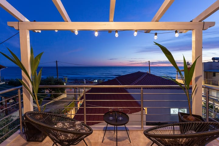 Villa Vagge 20 meters from the beach