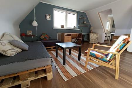 Útulný byt v rodinném domě
