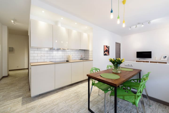 CoHome Central apartment