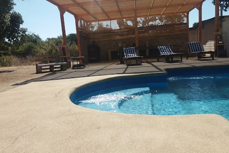 Casa Catapilco con piscina y quincho