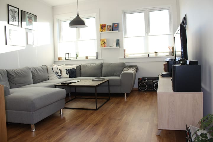 Central penthouse with great view - Oslo - Departamento