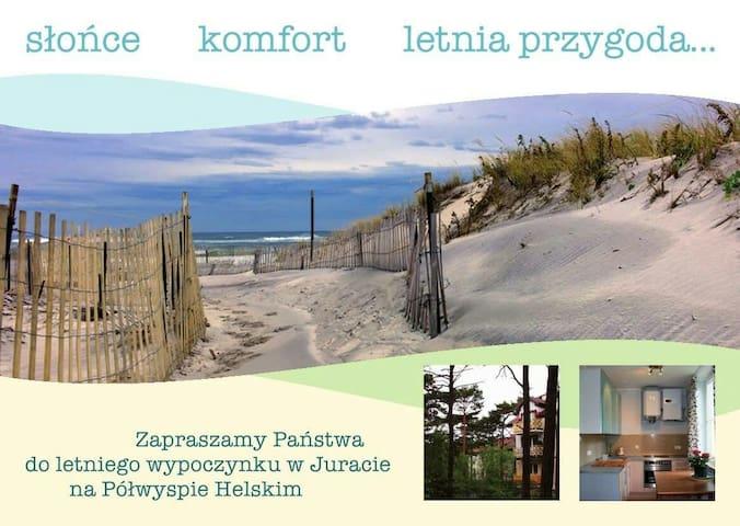 Perełka wybrzeża - Słoneczna Jurata - Jastarnia - Appartement