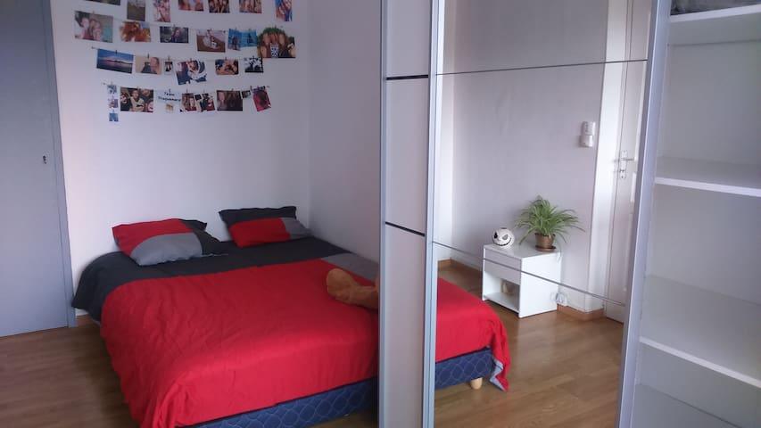 Bel appartement sur les hauteurs de Rouen - Mont-Saint-Aignan - (ไม่ทราบ)