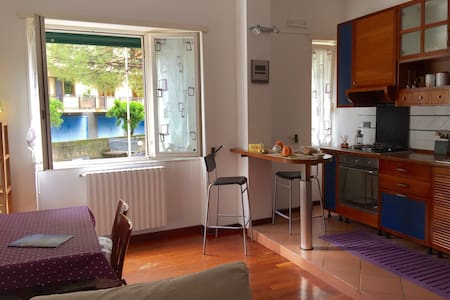 Charming central apartment!!! - Salerno - Leilighet