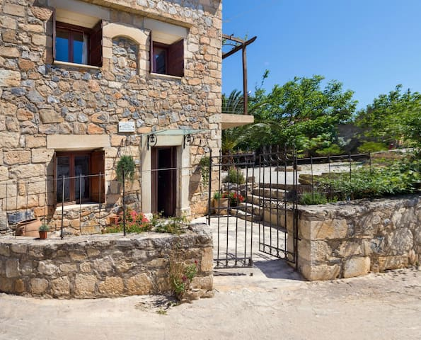 JASMINE  cottage house in kefalas - Κεφαλάς - Hus