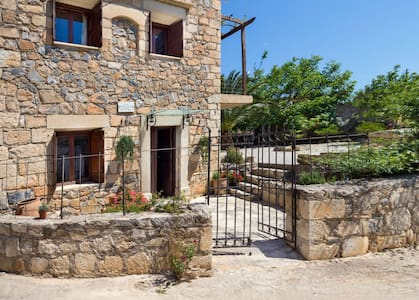JASMINE  cottage house in kefalas - Κεφαλάς - Ház