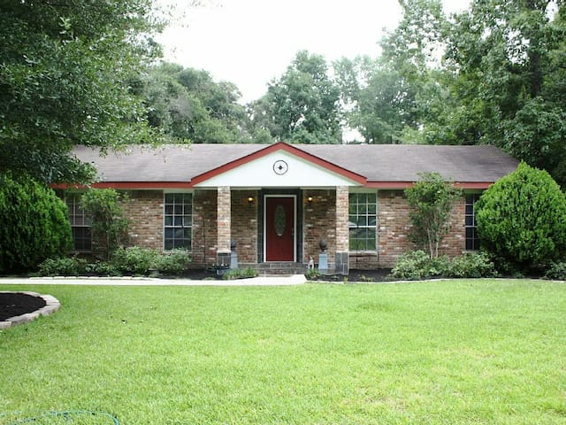 Peaceful Country Retreat - Tomball - Apartment