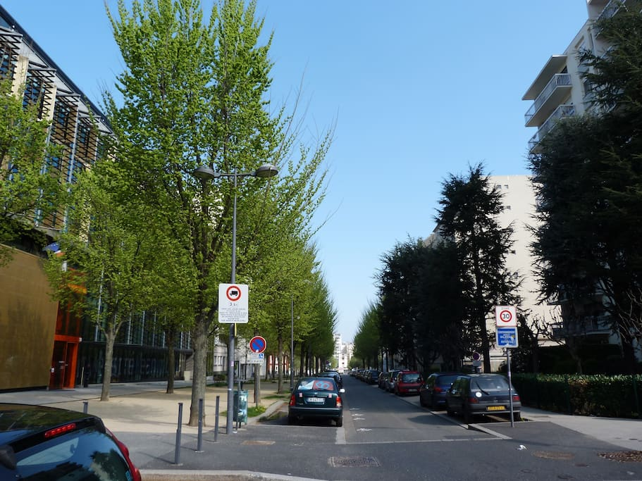 rue tréfilerie